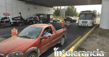 Sin autos asegurados en Operativo Relámpago Federal en Atlixco y Periférico - Intolerancia Diario