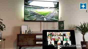 Wiesmoor: Werder Fanclub trifft sich virtuell - Nordwest-Zeitung