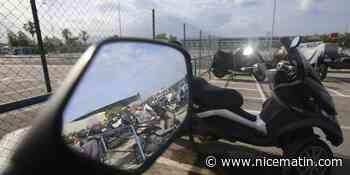 Bientôt un nouveau parking payant pour deux-roues à l'aéroport Nice Côte d'Azur - Nice-Matin