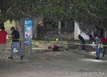 Investigan el asesinato del Piporro en Sayula de Alemán - Imagen del Golfo