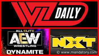 AEW / WWE NXT Post Show LIVE: AEW Sell You On Double Or Nothing?