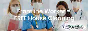 Harmony Clean is offering one FREE cleaning to Frontline Workers - Doylestown, PA - Patch.com
