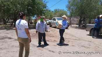 Gobierno de Huatabampo entrega más de 2 mil despensas a familias necesitadas - TRIBUNA