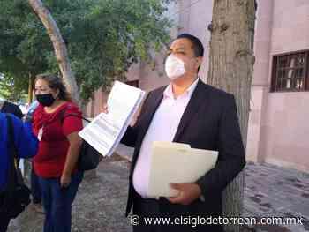 Buscan destitución de alcalde de Parras de la Fuente con juicio político - El Siglo de Torreón