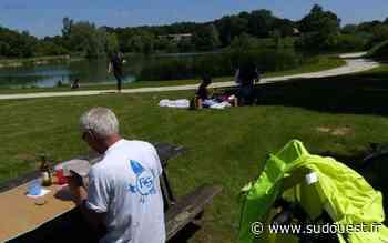 Déconfinement en Saintonge : à Trizay, un tour de lac sinon rien - Sud Ouest