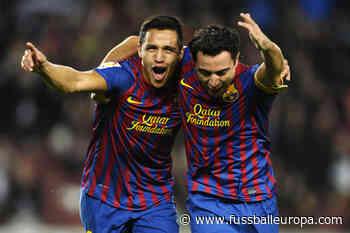 Xavi spricht über mögliche Barça-Transfers: Lieber Neymar als Aubameyang - Fussball Europa
