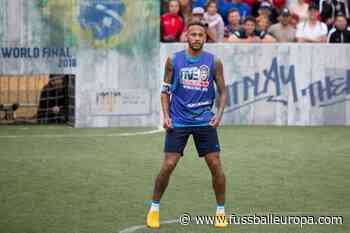 Corona-Faulenzen in Brasilien? Nicht mit Neymar - Fussball Europa