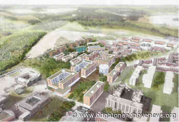Planners approve university's £200m scheme to build almost 2000 student bedsits - Brighton and Hove News