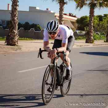 Ultrafietser Maxim Pirard probeert zich via Gran Fondo's een weg naar het profwielrennen te banen - Het Nieuwsblad