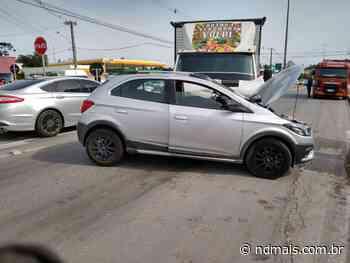 Idoso morre em acidente na BR-280, em Rio Negrinho - ND - Notícias