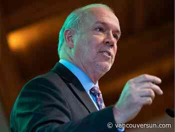 COVID-19: B.C. may launch its own sick-pay program if Ottawa balks, Horgan says