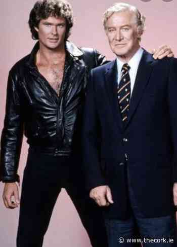 David Hasselhoff's Knight Rider boss was born in Cork (Edward Mulhare played Devon Miles) - TheCork.ie