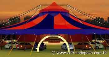 Prefeitura de Santa Maria aprova projeto de Circo Drive-in - Jornal Correio do Povo