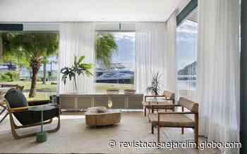 Loja de 69 m² em Angra dos Reis vira casa de veraneio para família - Casa e Jardim