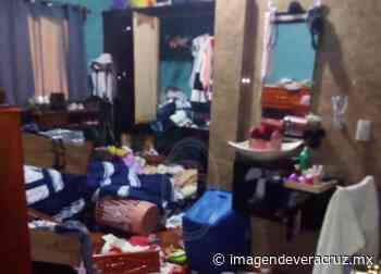 Comando armado irrumpió y saqueó un domicilio en Sayula de Alemán - Imagen de Veracruz