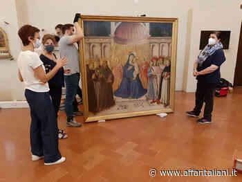 Friends of Florence, parte restauro della Pala del Beato Angelico a San Marco - Affaritaliani.it