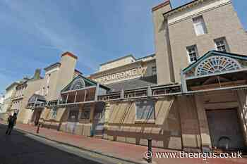 Brighton Hippodrome 'one step closer to being saved'