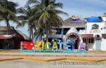 Reabren a turistas playa Zicatela en Puerto Escondido - Quadratín Oaxaca