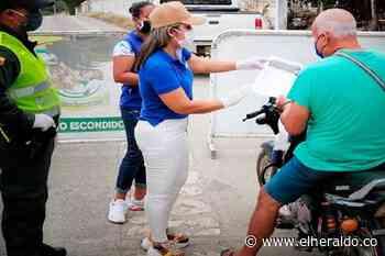 Inician búsqueda de pacientes asintomáticos en Puerto Escondido, Córdoba - El Heraldo (Colombia)