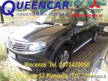 Vendo Dacia Sandero Stepway 1.6 8V GPL 85CV usata a Pianezza, Torino (codice 7488328) - Automoto.it