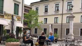 Portici, piazze, strade: la mappa dei plateatici che si allargano a Treviso - La Tribuna di Treviso