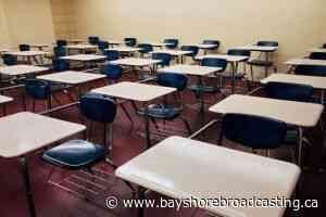 Bluewater School Board Director Not Surprised Kids Won't Be Going Back To School This Year - Bayshore Broadcasting News Centre