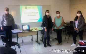 Conselho de Alimentação Escolar e Secretaria de Educação promovem reunião técnica - Itupeva Agora