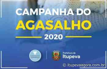 Campanha do Agasalho 2020 é iniciada em Itupeva, com sistema drive-thru - Itupeva Agora