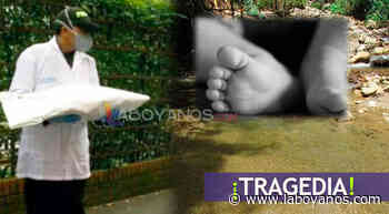 Bebé murió ahogado al caer en una quebrada en Saladoblanco, Huila - Laboyanos.com