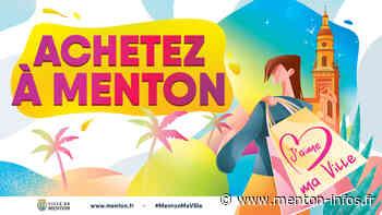 J'aime ma ville, j'aime mes commerçants, j'achète à Menton - Menton Infos