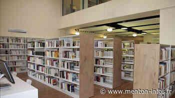 Réouverture de l'Odyssée Bibliothèque Municipale - Menton Infos