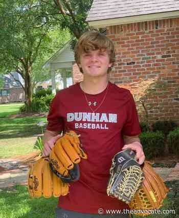 Kid gloves: Search for a baseball glove puts Dunham's Brennan Phillips in business - The Advocate