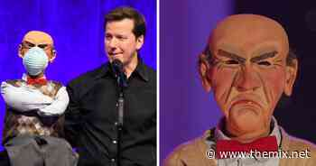 Jeff Dunham Realizes That His Newborn Grandson Looks A Bit Like Walter - The MIX