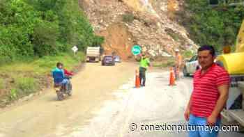 ¡Por fin! Aprueban obras prioritarias sobre la via Santana-Mocoa-Neiva - Conexión Putumayo