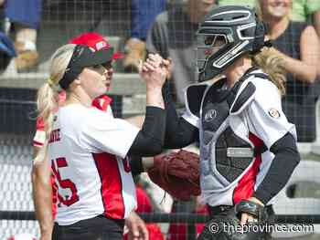 Canada Cup women's softball tournament shelved due to COVID-19