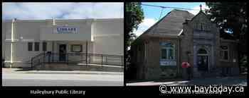 Historic New Liskeard library up for sale? - BayToday