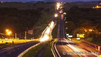 Rodovia Castello Branco tem lentidão em Jandira nesta terça-feira (19) - Via Trolebus
