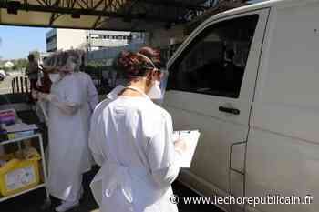 L'hôpital de Dreux ouvre un drive pour les tests du Covid-19 - Dreux (28100) - Echo Républicain