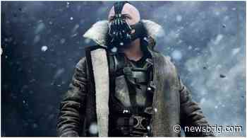 Tom Hardy's Bane Mask is a Hot Favourite With the Masses Amid the Ongoing Coronavirus Pandemic - News Brig