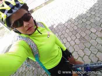 Yenny nació en Tesalia y era una osada ciclista • La Nación - La Nación.com.co