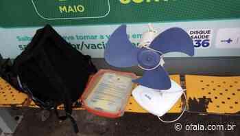 Lauro de Freitas: 52ª CIPM prende Em flagrante dois indivíduos que arrombaram a concha acústica e o Ginásio de Esportes - Fala Simões Filho