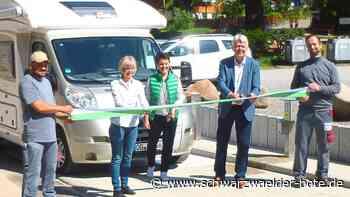 Hornberg: Wohnmobilisten sind willkommen - Hornberg - Schwarzwälder Bote