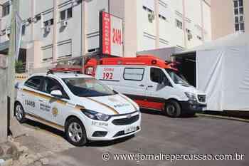 SAMU socorre homem no viaduto do bairro São Luiz, em Sapiranga - Jornal Repercussão