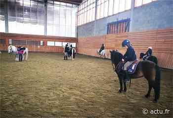 Aurillac. Réouverture imminente de l'école départementale d'équitation - actu.fr