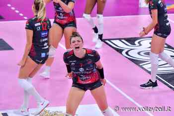 Mercato: Rosamaria a Casalmaggiore, Hodge-Easy si allontana da Perugia - Volleyball.it