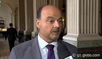 Deputado estadual Ricardo Madalena recebe alta seis dias após sofrer AVC - G1