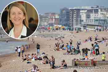 Katy Bourne says police will act on mass gatherings in Sussex