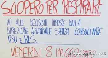 """Electrolux di Susegana: oggi """"sciopero per respirare""""   Oggi Treviso   News   Il quotidiano con le notizie di Treviso e Provincia - Oggi Treviso"""