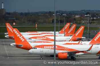 EasyJet to resume flights in June