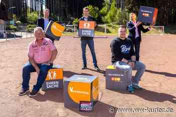"""Geld aus """"evm-Ehrensache"""" an drei Vereine aus der VG Westerburg - WW-Kurier - Internetzeitung für den Westerwaldkreis"""